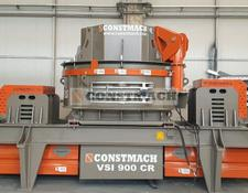 Constmach impact crusher VSI Crusher Vertical Shaft Impactor For Sale