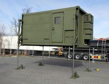 ARMPOL / Military container body / NEW / UNUSED / 2020