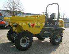 Wacker DW 60, Allraddumper, Frontkipper, TOP