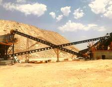 Fabo STATIONARY TYPE 300 T/H CRUSHING & SCREENING PLANT