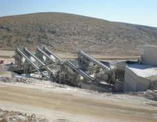 Fabo STATIONARY TYPE 600 T/H CRUSHING & SCREENING PLANT