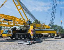 Liebherr crawler crane LG 1750 ,2015,750t., FOR SALE ASAP!