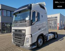 Volvo FH 500 / 2 Tanks / Mega / German