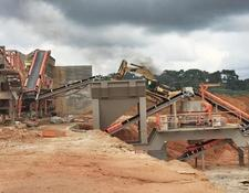 Constmach MOBILE  JAW + CONE + VSI  CRUSHER, 60 tph CAPACITY