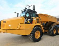 Caterpillar articulated dump truck 730C2