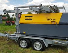Atlas Copco light tower QAX 60